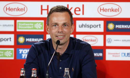 Christian Preußer, Trainer von Fortuna Düsseldorf