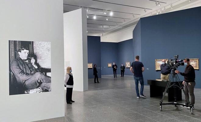 Düsseldorf: Das K20 zeigt Braque