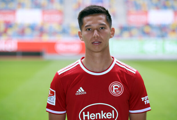 Shinta Appelkamp von Fortuna Düsseldorf
