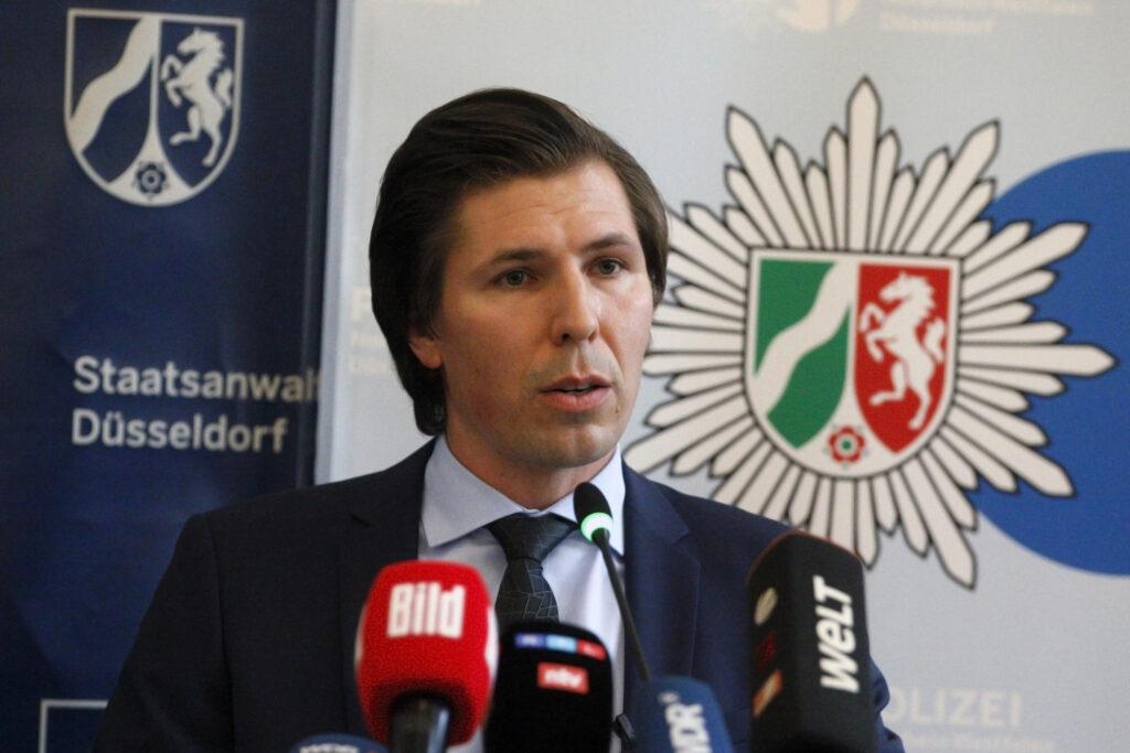 Staatsanwaltschaft Düsseldorf